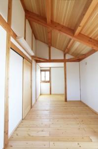 洋室3入口側