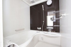 リーブルⅡ 浴室