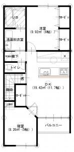2F 部屋