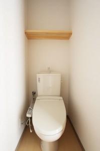 リーブルⅡ トイレ