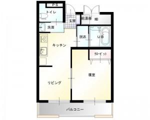 平面図 マーベラス1階800