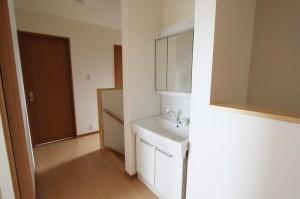 2階 洗面所