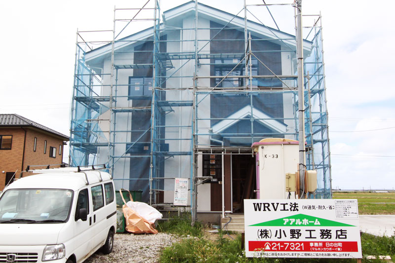 2015-06-04 木工事 外観