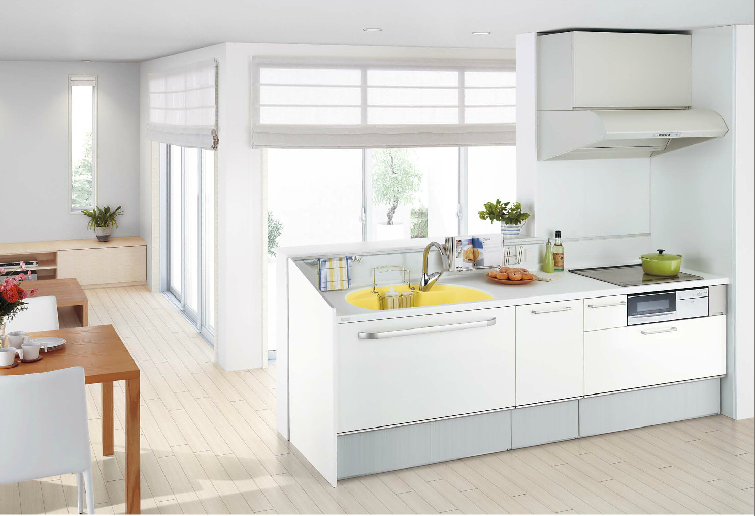 キッチン 全体 サンプル画像